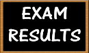 Exam Result Declared