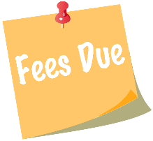 FEE DEPOSITION OF STUDENTS