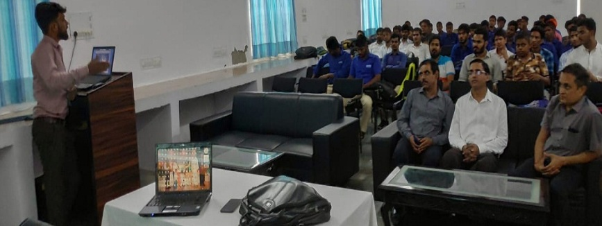 Career Awareness Program for B.Tech Mechanical
