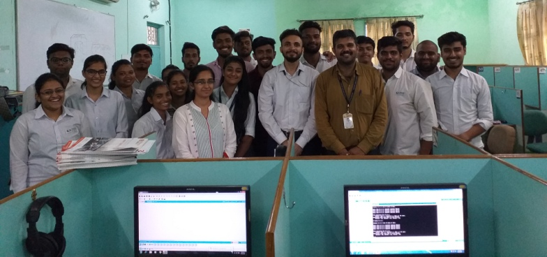 A Practical Computer Networking Workshop hosted by Network-Bulls & Sangam University on 30th August 2019